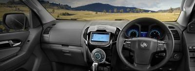 Holden Colorado Z71 Pickup Interior