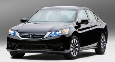 Honda Accord Sport Hybrid