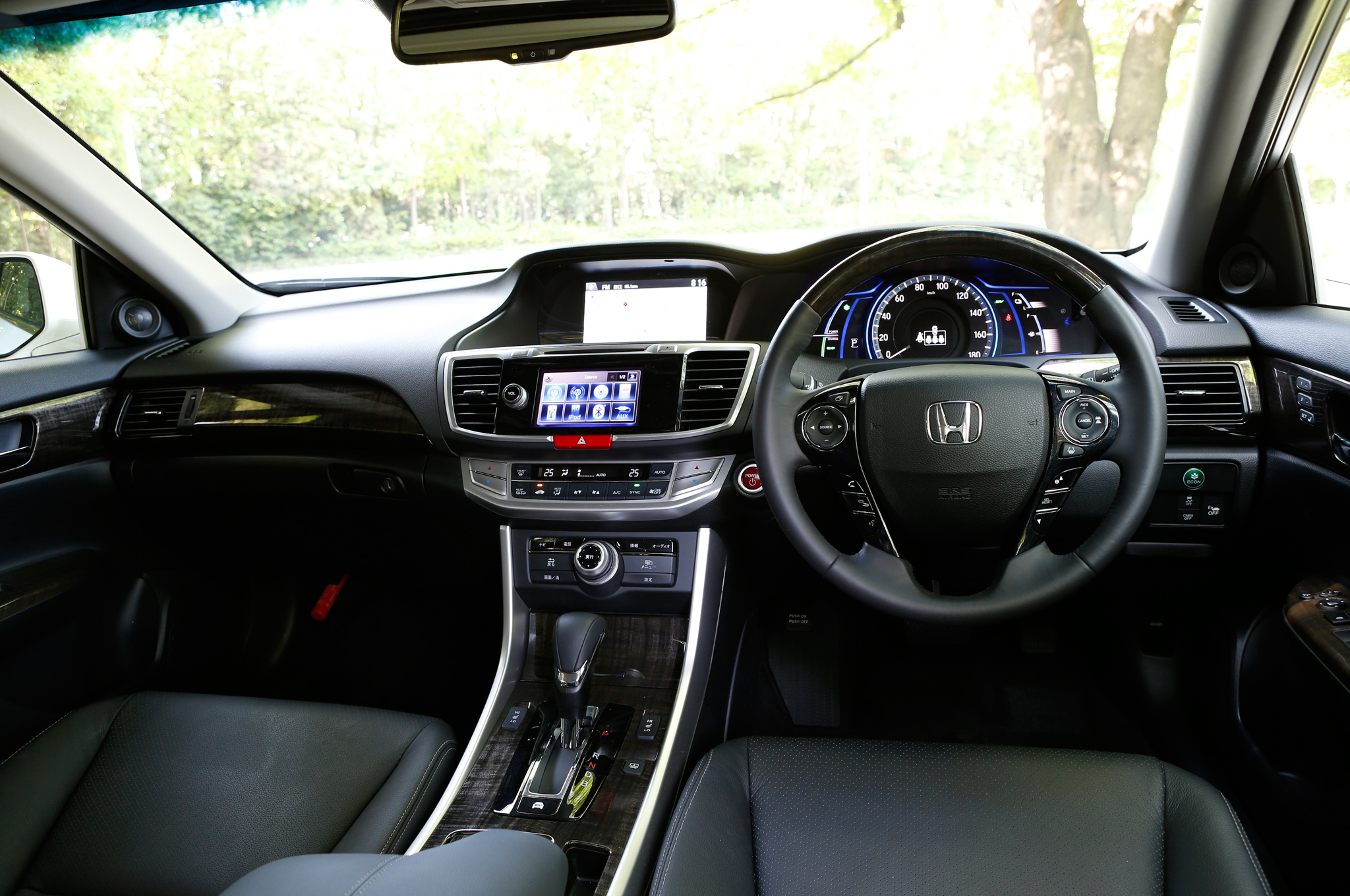 Accord Hybrid Sport Private Fleet