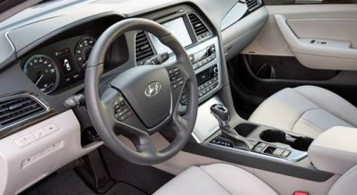 Hyundai Sonata Sedan Interior