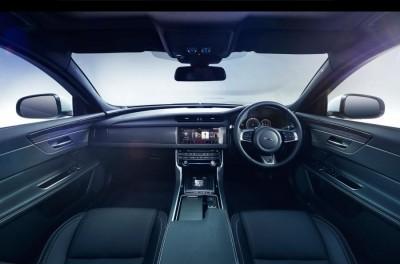 Jaguar XF 2.0 Diesel Interior