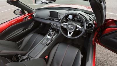 Mazda MX-5 1.5 Interior