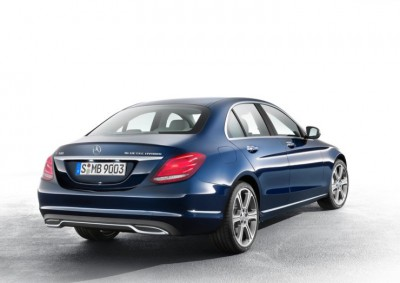 Mercedes Benz C-Class Sedan Petrol hybrid