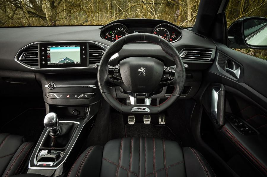 308 gt private fleet for Interior peugeot 308