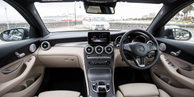 Mercedes Benz GLC Petrol Interior
