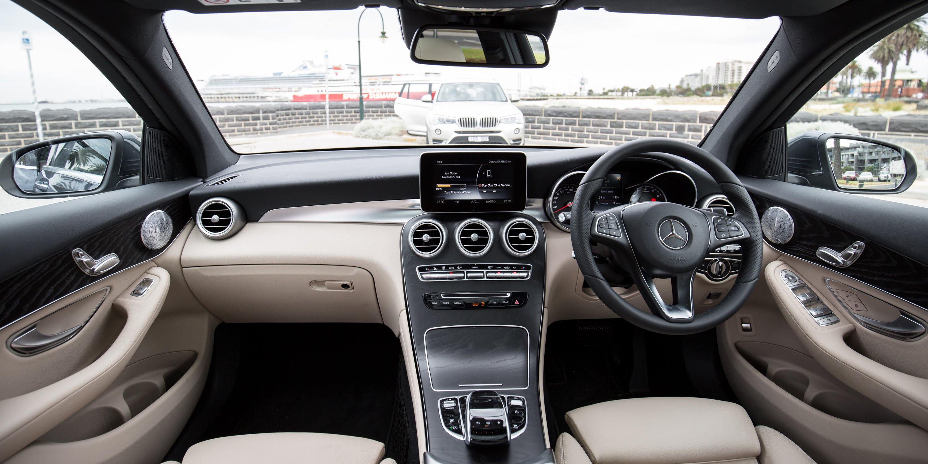 Glc petrol private fleet for Mercedes benz interiors
