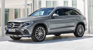 Mercedes Benz GLC Petrol