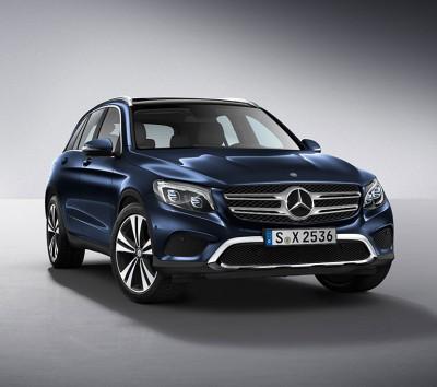 Mercedes Benz GLC SUV Diesel
