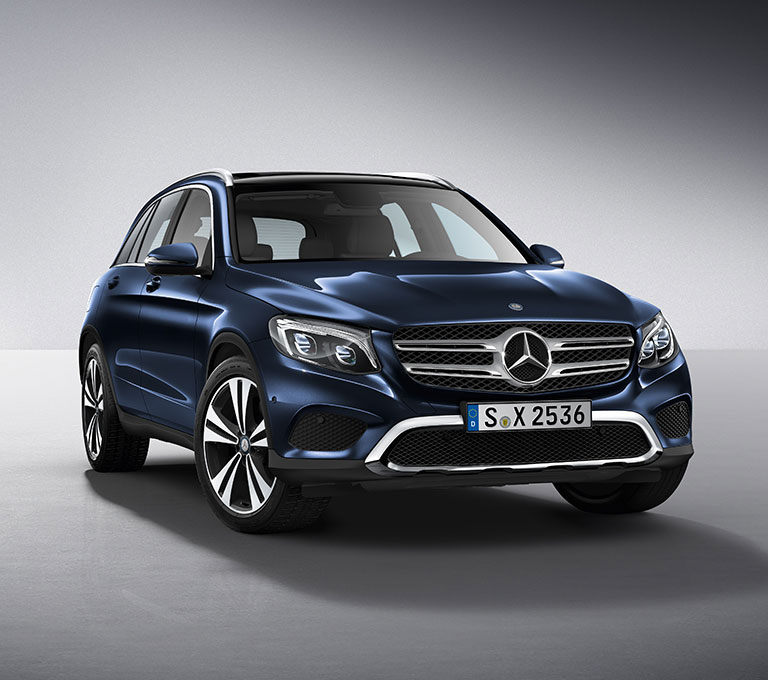 Glc suv diesel private fleet for Mercedes benz suv models