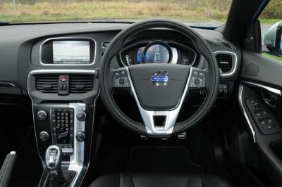 Volvo V40 Petrol Interior