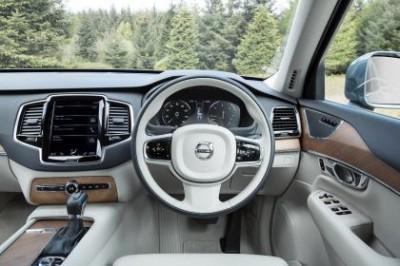 Volvo XC90 SUV Diesel Interior