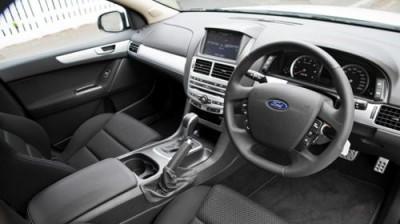Ford Falcon Turbo Interior