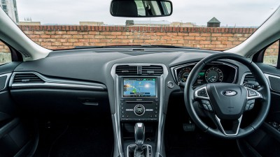 Ford Mondeo Wagon Interior