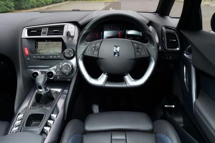 New Ds5 2018 >> Citroen DS5 Blue HDi | Private Fleet