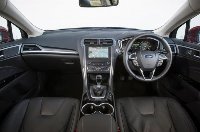 Ford Mondeo Hatch Interior
