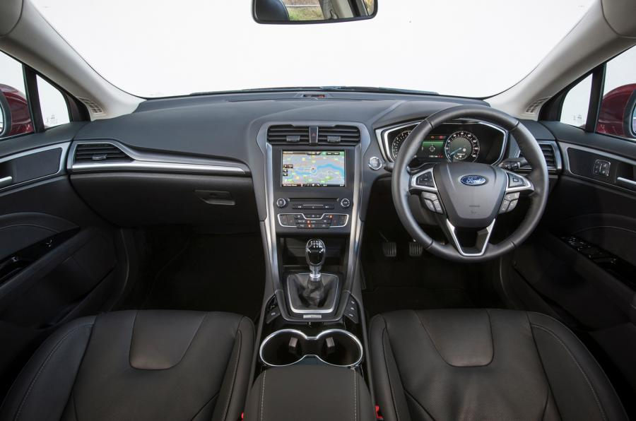 Interior Ford Mondeo Of Ford Mondeo Hatch Private Fleet