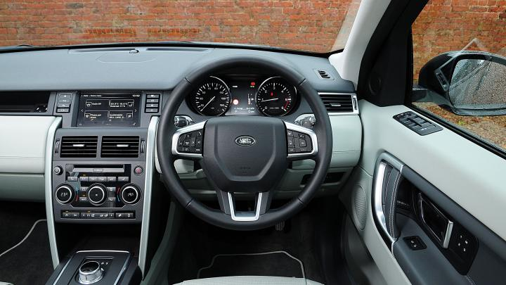 land rover discovery sport interior. Land Rover Discovery Sport Interior T