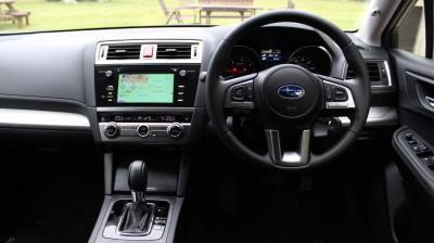 Subaru Outback Diesel Interior
