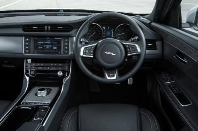 Jaguar XF Petrol Interior