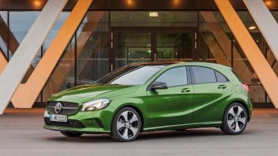 Mercedes Benz A-Class Petrol