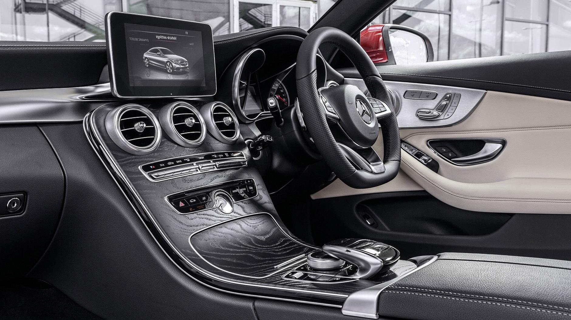 Mercedes Benz C Class Coupe Petrol