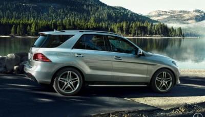 Mercedes Benz GLE SUV Diesel
