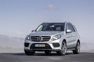 Mercedes Benz GLE SUV Petrol