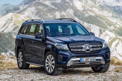 Mercedes Benz GLS Petrol SUV