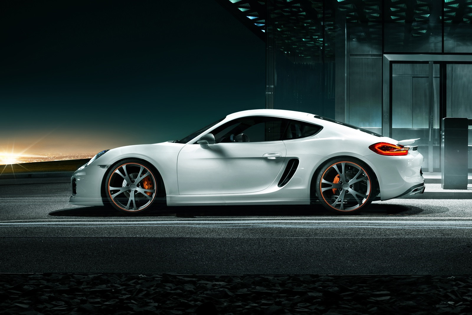 Cayman S Everyday Car