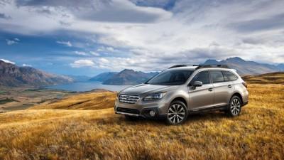 Subaru Outback Petrol