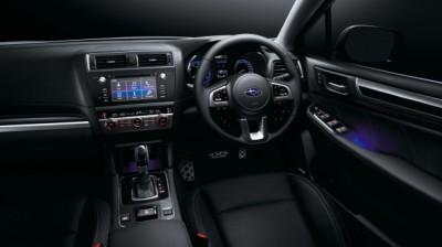 Subaru Outback Petrol Wagon Interior