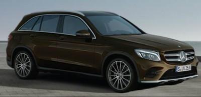 Mercedes-Benz GLC Diesel