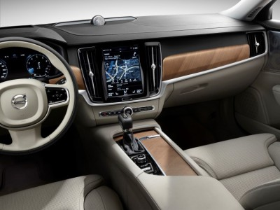 Volvo S90 Interior Design