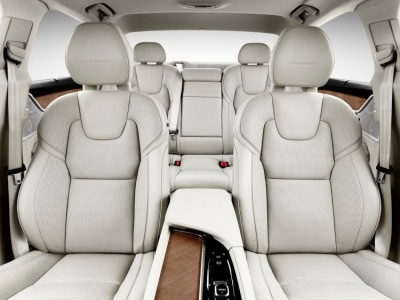 Volvo S90 Seating