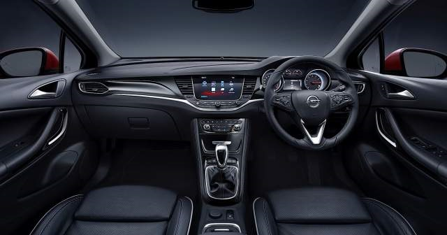 Holden astra 2016 for Interior opel astra 2017