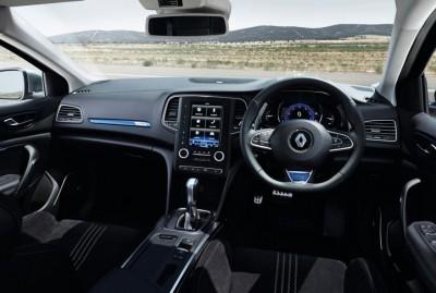 Renault Megane Coupe Convertible Interior