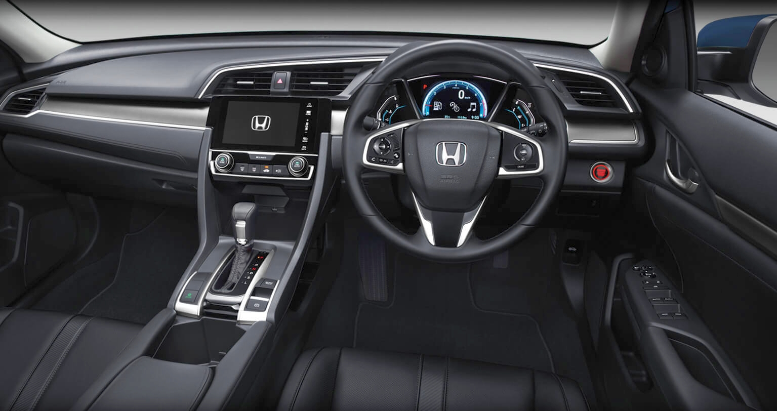Honda civic 1 5 turbo for All blacks interiors