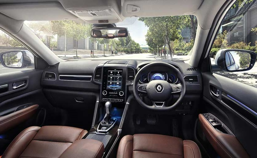 Renault koleos 2016 for Images of interior