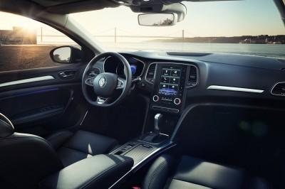 Renault Megane Wagon Interior