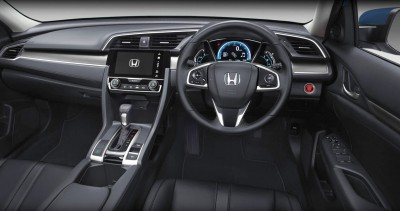 Honda Civic 1.8 Interior