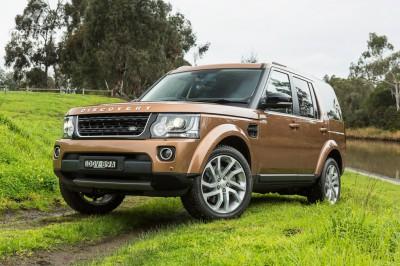 Land Rover Discovery TDV6 Landmark
