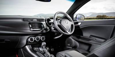 Alfa Romeo Giulietta Series 2 Interior