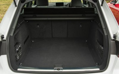 Audi A4 Avant Luggage Space