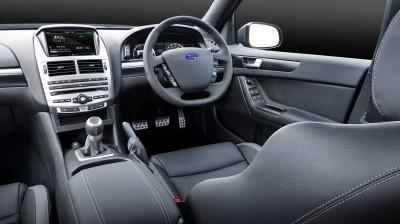 Ford Falcon FGX Interior