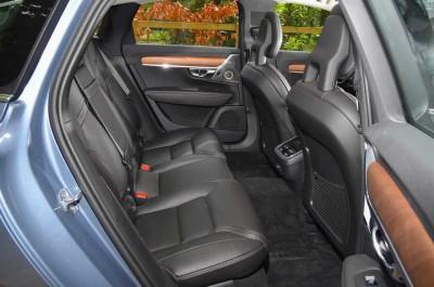 Volvo S90 D4 Rear Interior