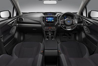 Subaru Impreza Hatch 2017