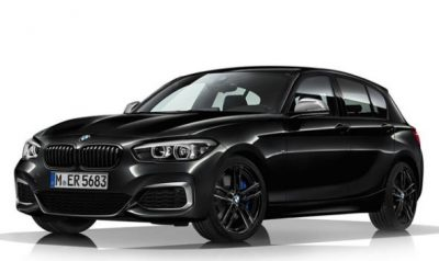 The 2017 BMW M140i looks more like a baby Batmobile than a baby Beemer.