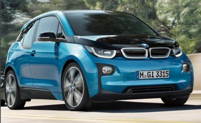 Pure electric motoring, silent, smart and sustainable: the BMW i3.