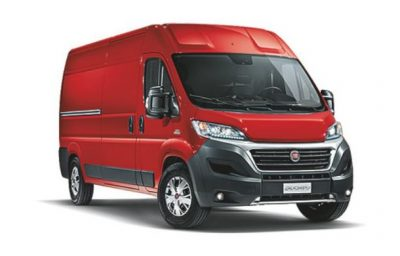 Fiat Professional Ducato Series 6 Van - and this is one of the smaller examples.